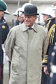 The Duke of Edinburgh's last official engagement