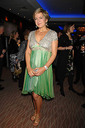 TV presenter PENNY SMITH at the 2007 Costa Book Awards held at The Intercontinental Hotel, One Hamilton Place, London W1 on 22nd January 2008.<br /> <br /> NON EXCLUSIVE - WORLD RIGHTS (EMBARGOED FOR PUBLICATION IN UK MAGAZINES UNTIL 1 MONTH AFTER CREATE DATE AND TIME) www.donfeatures.com  +44 (0) 7092 235465