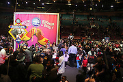 Atmosphere at the 139th Annual Ringling Brothers and Barnum & Bailey Circus opens their 139th Season on March 26, 2009 held at Madison Square Garden  in New York City.
