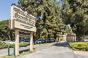 Azusa Greens Country Club Front Entrance