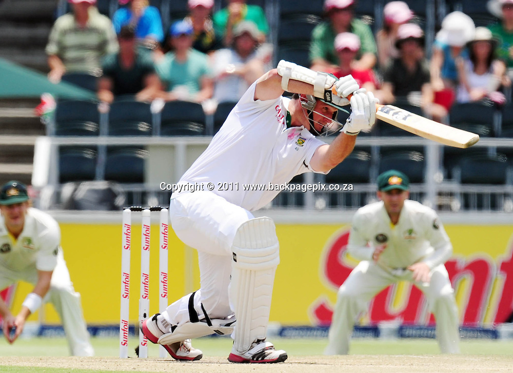 Graeme Smith of South Africa <br /> &copy; Barry Aldworth/Backpagepix