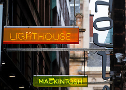 The Lighthouse, Scotland's Centre for Design and Architecture ,former Glasgow Herald Building , designed by architect Charles Rennie Mackintosh, Glasgow, United Kingdom