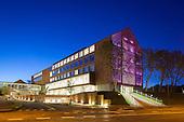 Handelshøjskolen, Business School, Aarhus