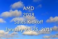 AMD Sales Kickoff 2018