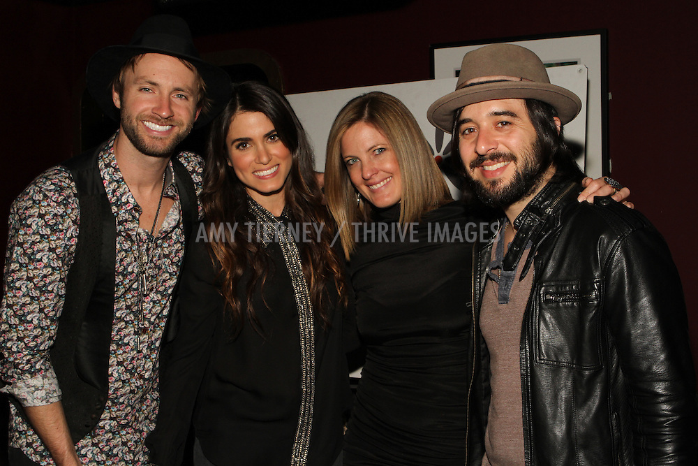 Paul McDonald, Nikki Reed, Daniella Peters, Erik Kertes