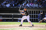 CHICAGO - SEPTEMBER 12:  Omar Vizquel #13 of the Chicago White Sox bats against the Kansas City Royals on September 12, 2010 at U.S. Cellular Field in Chicago, Illinois.  The White Sox defeated the Royals 12-6.  (Photo by Ron Vesely)