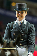 Tinne Vilhelmson Silfven - Don Auriello<br /> Reem Acra FEI World Cup Final 2013<br /> © DigiShots