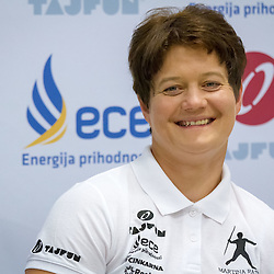 20150513: SLO, Athletics - Martina Ratej at press conference