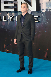 © Licensed to London News Pictures. 09/05/2016. BEN HARDY attends the global fan screening of X-Men: Apocalypse.  London, UK. Photo credit: Ray Tang/LNP