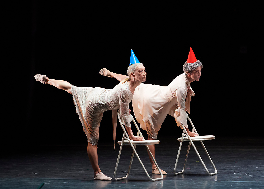 22nd June 2017. Elixir Festival, Knowbody II. Sadler's Wells,  London. <br /> The Road Awaits Us conceived, adapted and choreographed by Annie-b Parsons