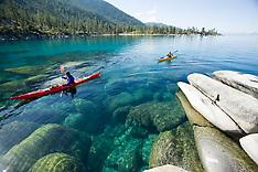 Lake Tahoe Kayaking