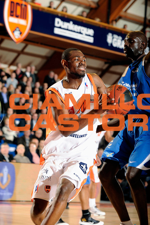 DESCRIZIONE : Championnat de France Basket Ligue Pro A  a Gravelines<br /> GIOCATORE : Yannick Bokolo <br /> SQUADRA : Gravelines <br /> EVENTO : Ligue Pro A  2010-2011<br /> GARA : Gravelines Poitiers<br /> DATA : 09/11/2010<br /> CATEGORIA : Basketbal France Ligue Pro A<br /> SPORT : Basketball<br /> AUTORE : JF Molliere par Agenzia Ciamillo-Castoria <br /> Galleria : France Basket 2010-2011 Action<br /> Fotonotizia : Championnat de France Basket Ligue Pro A au Mans<br /> Predefinita :