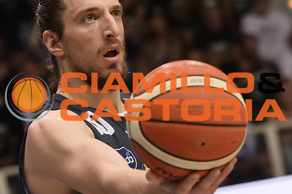 Andres Pablo Forray<br /> Dolomiti Energia Aquila Basket Trento - Umana Reyer Venezia <br /> Lega Basket Serie A 2016/17 Finali Gara 04<br /> Trento, 16/06/2017<br /> Foto Ciamillo-Castoria