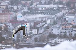 22.02.2019, Bergiselschanze, Innsbruck, AUT, FIS Weltmeisterschaften Ski Nordisch, Seefeld 2019, Skisprung, Herren, im Bild Markus Eisenbichler (GER) // Markus Eisenbichler of Germany during the men's Skijumping of FIS Nordic Ski World Championships 2019. Bergiselschanze in Innsbruck, Austria on 2019/02/22. EXPA Pictures © 2019, PhotoCredit: EXPA/ Dominik Angerer