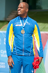 IGE Jeffrey, 2014 IPC European Athletics Championships, Swansea, Wales, United Kingdom
