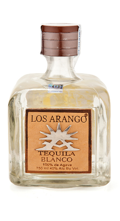 Los Arango Tequila Blanco -- Image originally appeared in the Tequila Matchmaker: http://tequilamatchmaker.com