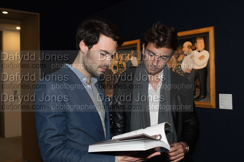 MARK FRANCIS VANDELLI; PIOTR KRZYMOWSKI; , Bonhams host a private view for their  forthcoming auction: Jackie Collins- A Life in Chapters' Bonhams, New Bond St.  3 May 2017.