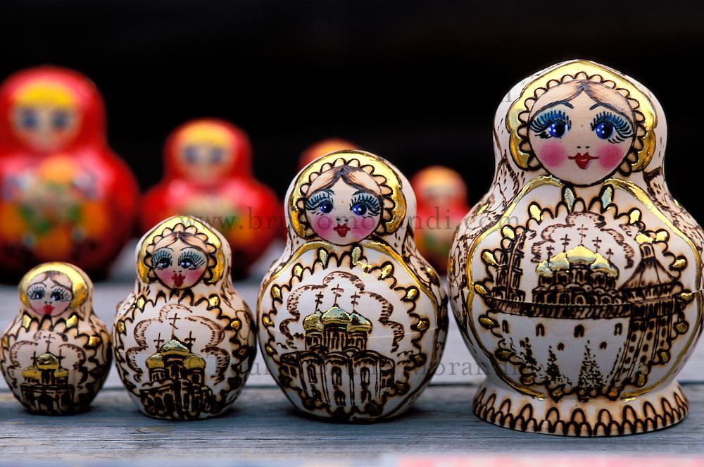 Russie - Siberie - Poupées Russes
