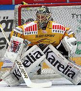 07.12.2010, H?meenlinna..J??kiekon SM-liiga 2010-11. .HPK - KalPa..Ari Ahonen - KalPa.©Juha Tamminen.