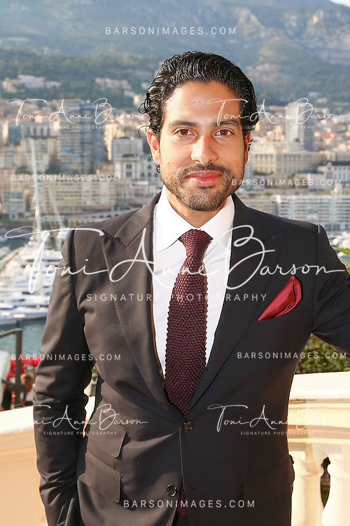 MONTE-CARLO, MONACO - JUNE 09:  Adam Rodriguez attends a Cocktail Reception at the Ministere d'etat on June 9, 2014 in Monte-Carlo, Monaco.  (Photo by Pool Barson/FilmMagic)
