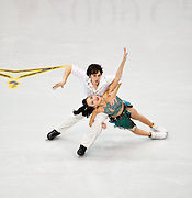 Nov 14, 2009: Madison Chock and Greg Zuerlein of the Untied Sates compete in the Ice Dance Original Dance competitionat Skate America 2009 at the Herb Brooks Arena in Lake Placid, N.Y. (ORDA Photo /Todd Bissonette)