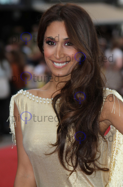 Preeya Kalidas The Expendables UK Premiere, Odeon Cinema, Leicester Square, London, UK, 09 August 2010: For piQtured Sales contact: Ian@Piqtured.com +44(0)791 626 2580 (Picture by Richard Goldschmidt/Piqtured)