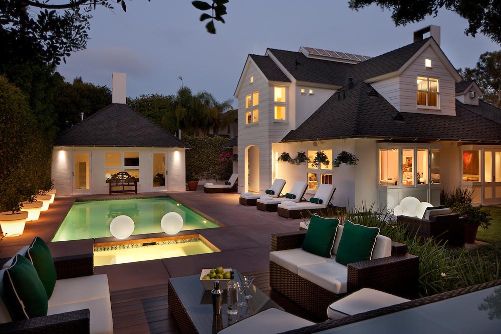 Rachlin Residence by Rachlin Architects.   Photography by Tom Bonner.   Job ID 6034
