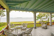 1923 arts & crafts style summer house on Little Peconic Bay, North Sea, NY