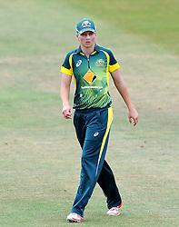 Australia's Meg Lanning - Photo mandatory by-line: Harry Trump/JMP - Mobile: 07966 386802 - 21/07/15 - SPORT - CRICKET - Women's Ashes - Royal London ODI - England Women v Australia Women - The County Ground, Taunton, England.