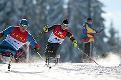 ZARIPOV Irek, ESKAU Andrea, Biathlon Long Distance, Oberried, Germany