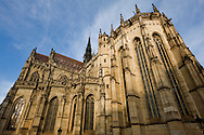 St Elizabeth's Cathedral (Dom Sv Alzbety), Kosice, European Capital of Culture 2013, Slovakia (11 November 2012)