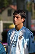 13.08.2003, Kupittaa Stadium, Turku, Finland.FIFA U-17 World Championship - Finland 2003.Match 3: Group B - Argentina v Australia.Ariel Adrian Colzera - Argentina.©Juha Tamminen