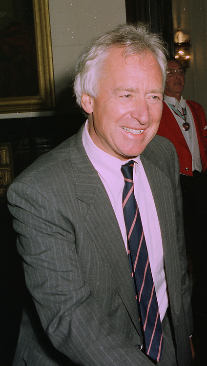 MICHAEL SPICER MP at a reception in London on 13th October 1997.MCA 8