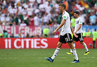FUSSBALL WM 2018   Vorrunde Gruppe F -- Deutschland - Mexiko   17.06.2018 Thomas Mueller (Deutschland)