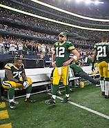 Packers v Cowboys 2017