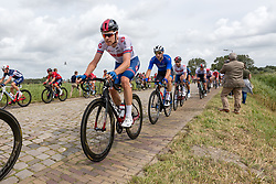 ROWE Luke from GREAT BRITAIN during Men Elite Road Race 2019 UEC European Road Championships, Alkmaar, The Netherlands, 11 August 2019. <br /> <br /> Photo by Thomas van Bracht / PelotonPhotos.com <br /> <br /> All photos usage must carry mandatory copyright credit (Peloton Photos | Thomas van Bracht)