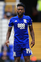 Birmingham City's Jacques Maghoma