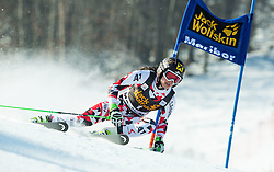 FENNINGER Anna (AUT) competes during 5th Ladies' Giant slalom at 51st Golden Fox of Audi FIS Ski World Cup 2014/15, on February 21, 2015 in Pohorje, Maribor, Slovenia. Photo by Vid Ponikvar / Sportida