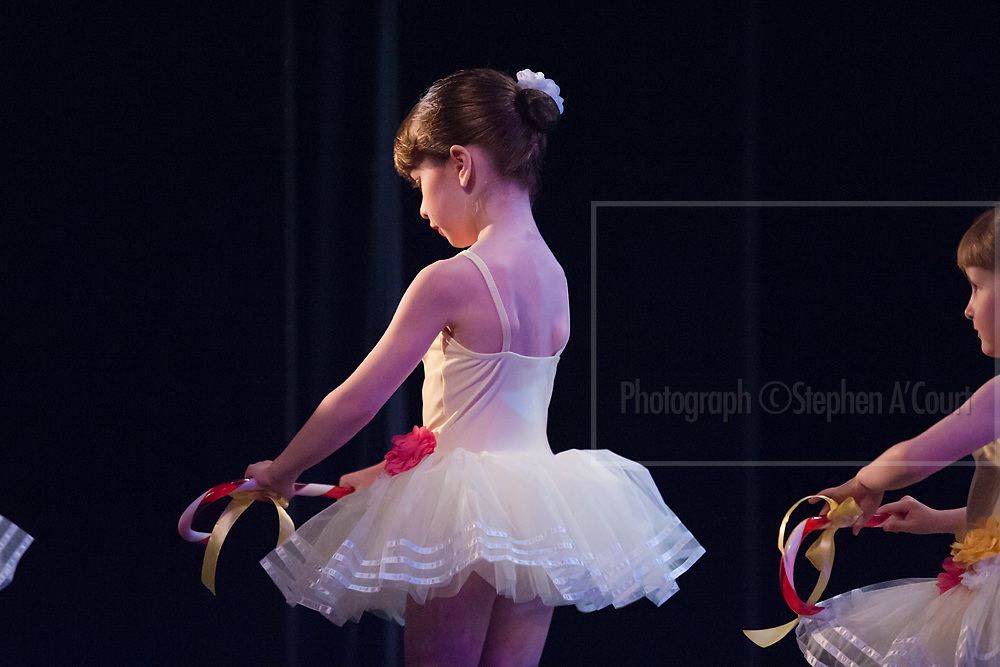 Wellington, NZ. 5.12.2015. From the Wellington Dance & Performing Arts Academy end of year stage-show 2015. Little Show, Saturday 12.45pm. Photo credit: Stephen A'Court.  COPYRIGHT ©Stephen A'Court
