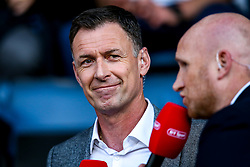 Former Footballer Chris Sutton - Mandatory by-line: Robbie Stephenson/JMP - 02/08/2018 - FOOTBALL - Turf Moor - Burnley, England - Burnley v Aberdeen - UEFA Europa League Second Qualifier, 2nd Leg