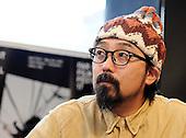 2015/04/26 Nobuhiro Yamashita press interview Far East Film Festival 17 FEFF17