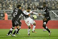 SOCCER : Bordeaux vs Lyon - Day 23 French L1 - Bordeaux - 01/28/2018<br /> Nabil Fekir (ol)<br /> Norway only