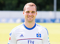 German Soccer Bundesliga 2015/16 - Photocall of Hamburger SV on 15 July 2015 in Hamburg, Germany: