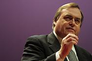 JOHN PRESCOTT, Labour Party conference, in Glasgow, Scotland, 16th February 2003.