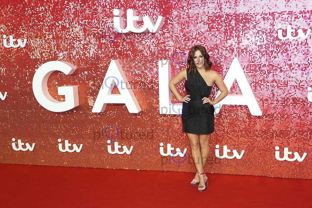Caroline Flack, ITV GALA, London Palladium, London UK, 09 November 2017, Photo by Richard Goldschmidt