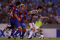 20091118: RIO DE JANEIRO, BRAZIL - South-American Cup 2009, Semi-Finals: Fluminense vs Cerro Porteno. In picture: Fred (Fluminense, R). PHOTO: CITYFILES
