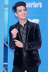 Panic at the disco attend the MTV Europe Music Awards held at the Bilbao Exhibition Centre, Spain on November 4, 2018. Photo by Archie Andrews/ABACAPRESS.COM