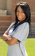 Sophomore forward Sydney Leroux led the U-20 national team to victory in the FIFA World Championships in Chile in 2009.