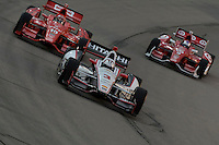 Helio Castroneves, Iowa Speedway, Newton, IA, USA 7/6/2014