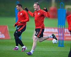 151020 Man Utd training